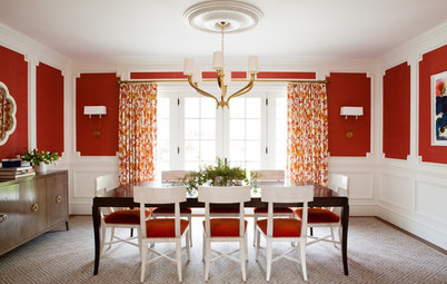 Room of the Day: Firing Up a California Dining Room