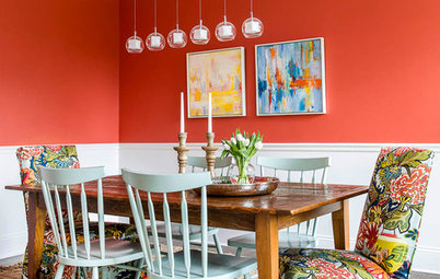 Houzz Tour: Comfort and Ease in a Massachusetts Colonial
