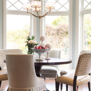 Curved Bench Dining Room Ideas Photos Houzz