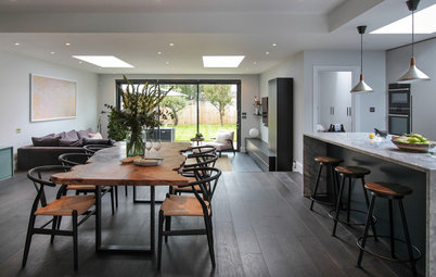 Houzz Tour: A Dull 1930s Home is Totally Transformed