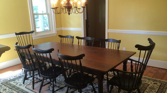 Historic Dining Room Remodel