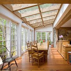 Traditional Dining Room by Worthington Custom Builder Inc.
