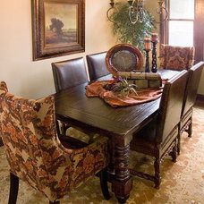 Traditional Dining Room by Elements of  Home