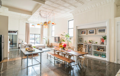 Houzz Tour: A Former New Jersey Firehouse Gets a Friendly Update