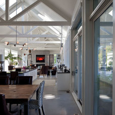 Farmhouse Dining Room by Peter A. Sellar - Architectural Photographer