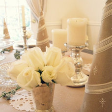 Traditional Dining Room by Grace & Ivy