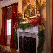 Dining Room by Jennifer Stoner Interiors