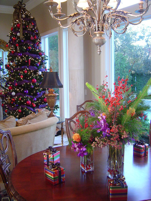 Elegant christmas decorations home design ideas pictures for Xmas decorations home