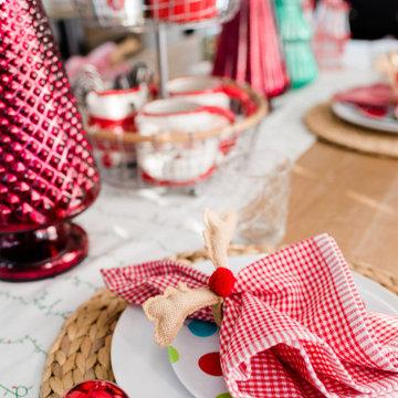 Holiday Styling - Christmas Decorating