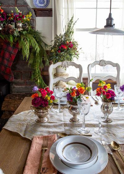 Dining Room by Rikki Snyder