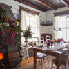 1 Dining Room, 3 Holiday Tablescape Ideas