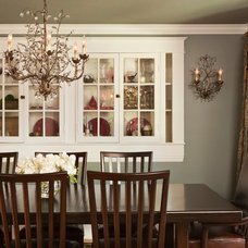 Traditional Dining Room by Nifelle Design - Fine Interiors