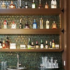 Modern Dining Room by Lori Gentile Interior Design
