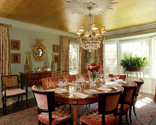 gold ceiling design ideas remodel pictures houzz