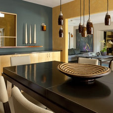 Modern Dining Room by Architectural Design Consultants