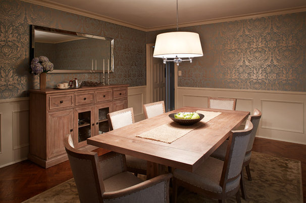 Traditional Dining Room by The Home Depot Canada