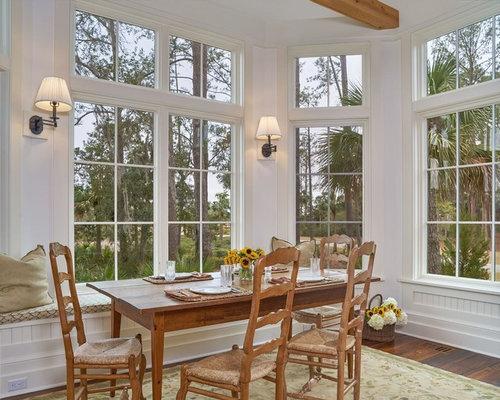 Medium sized sunflower dining room design ideas for Medium dining room ideas