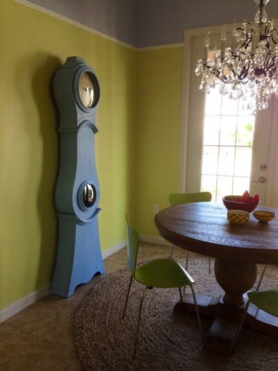 Contemporary Dining Room by The Country Gallery Antiques