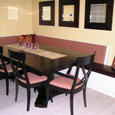 Contemporary Dining Room Home Staging Boston MA-Interior Stage Design- photo gallery
