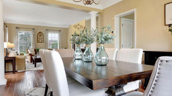Home Staging - Dining Room
