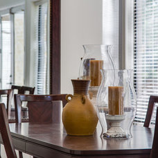 Traditional Dining Room by Home Star Staging