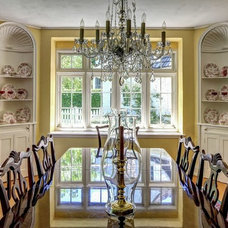 Traditional Dining Room by Wolford Building & Remodeling