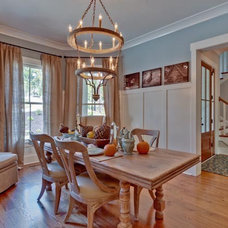 Traditional Dining Room by New Old, LLC