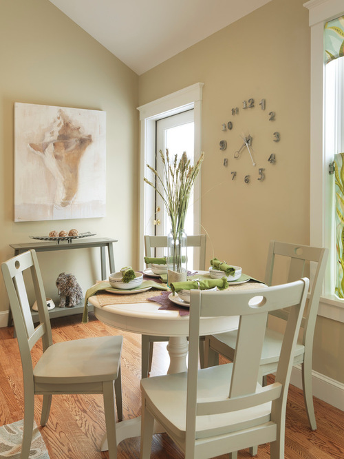 saveemail - Dining Room Table With Bench Against Wall