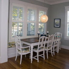 Traditional Dining Room by S&W Home Builders