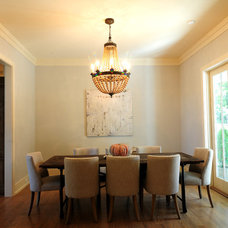 Traditional Dining Room by Ecologic-Studio, llc