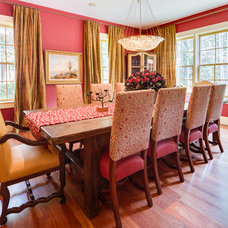 Traditional Dining Room by Jeffco Development Corporation