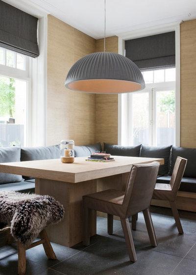 Scandinavian Dining Room by Baden Baden Interior
