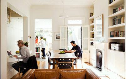 Compact living vardagsrum – när familjen ska samsas på liten yta