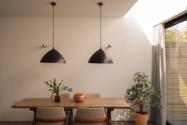 Dining Room by Flik Design Ltd