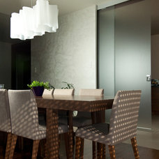 Modern Dining Room by studio A:W