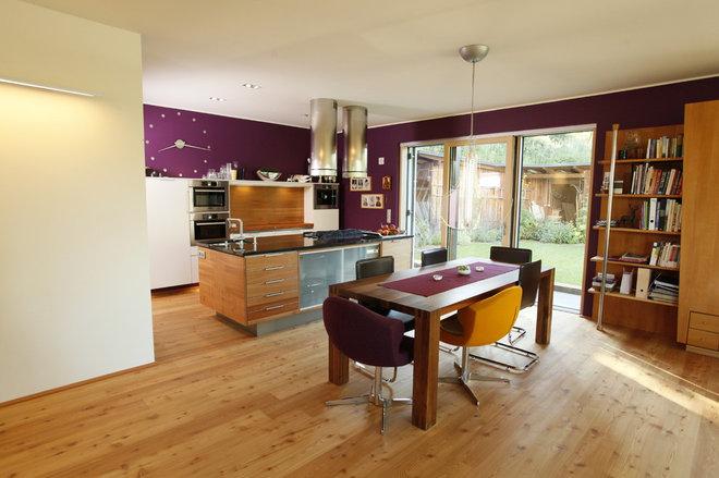 Modern Dining Room by WELISCH + ENGL GmbH