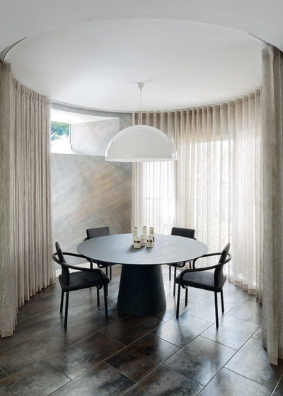 Contemporary Dining Room by Studio 29 Architects