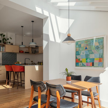 House in Leyton by Mike Tuck Studio