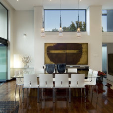Contemporary Dining Room by M Square Lifestyle Design