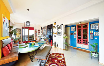4 Indian Apartments That Make the Most of Less Space