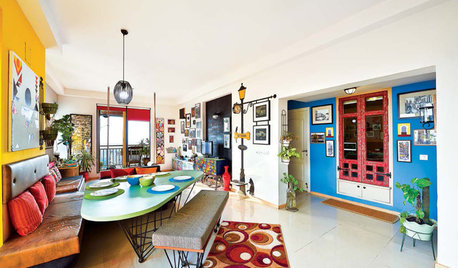 Is Too Much Colour a Bad Thing? These Indian Homes Say No