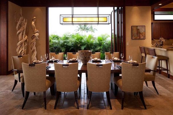 Modern Dining Room by Willman Interiors / Gina Willman, ASID