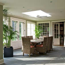 Traditional Dining Room by Huestis Tucker Architects, LLC