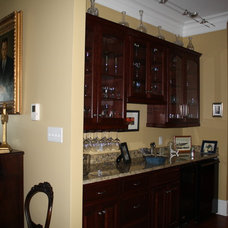 Traditional Dining Room by Cowan Incorporated