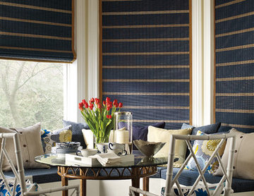 Hunter Douglas CUSTOM WOVEN WOOD SHADES - WOVEN WOOD BLINDS - Provenance