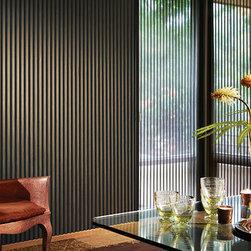 Hunter Douglas Window Coverings - Alustra Shilouette & Luminette