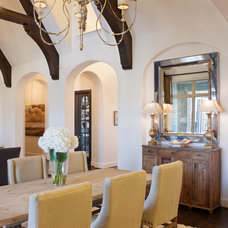 Traditional Dining Room by Craig Ranch Texas