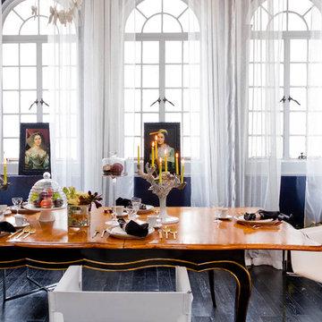 Huntley & Co. Interior Design