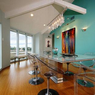 Hurricane-Proof Home on Pilings (Stilt House) - Dining Room