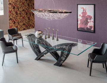 Hystrix Dining Table by Cattelan Italia